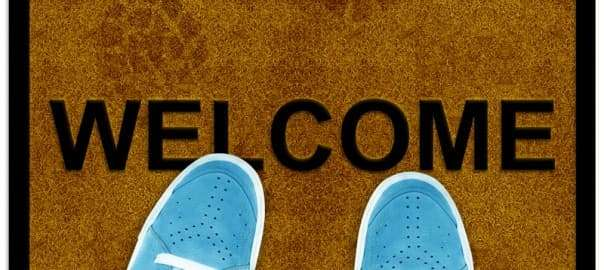 The Importance of your Front Door Mat