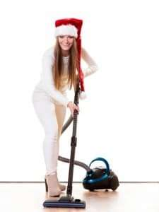 Post Christmas Carpet Clean-Up
