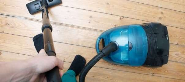 Vacuums Need Cleaning Too