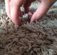 Spot Clean Area Rugs with this Magic Water Trick