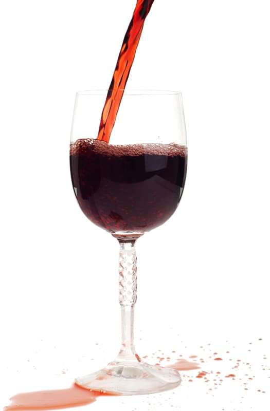 Use Salt to Clean Red Wine Off Upholstered Furniture - All ...