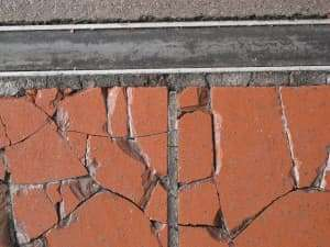 Prevent Tile Cracking