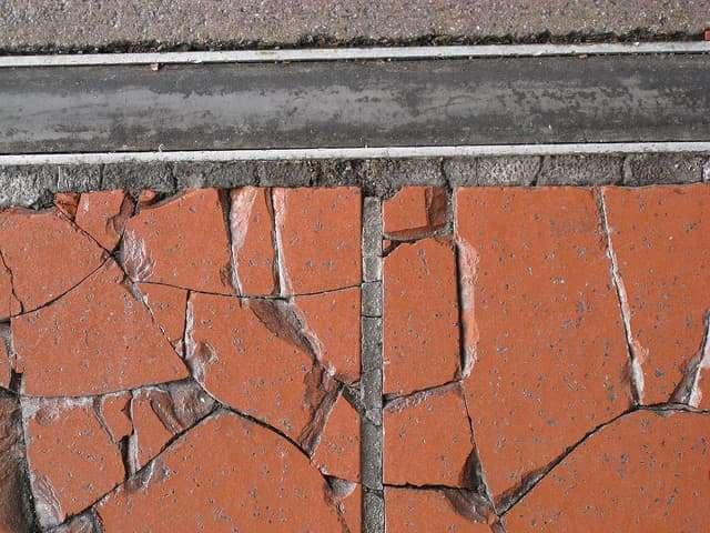 Prevent Tile Cracking