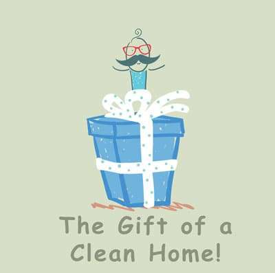 Give the Gift of a Clean Home This Christmas