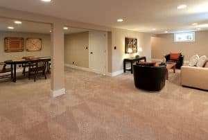 Carpet and Carpet Tile for Basements