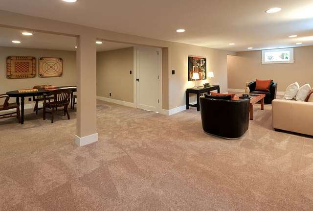 Carpet and Carpet Tile for Basements All Kleen Carpet Cleaning