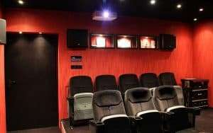 How and Why to Carpet a Home Theater