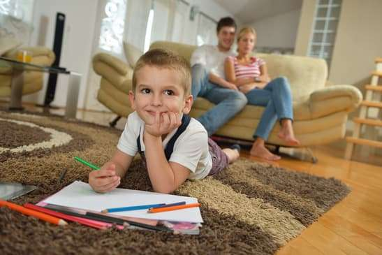 Routine Professional Carpet Cleanings Create a Healthier Home