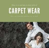 What is Carpet Wear?