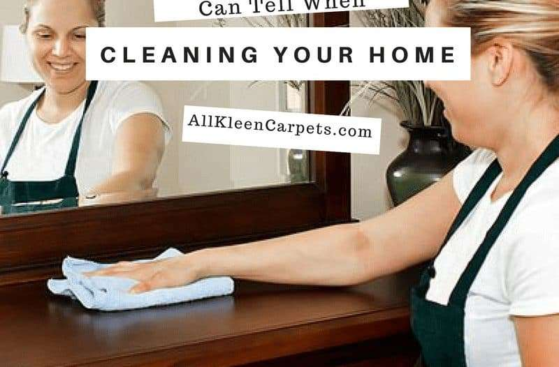 Surrpising Things a Houskeeper can Tell from Cleaning Your Home