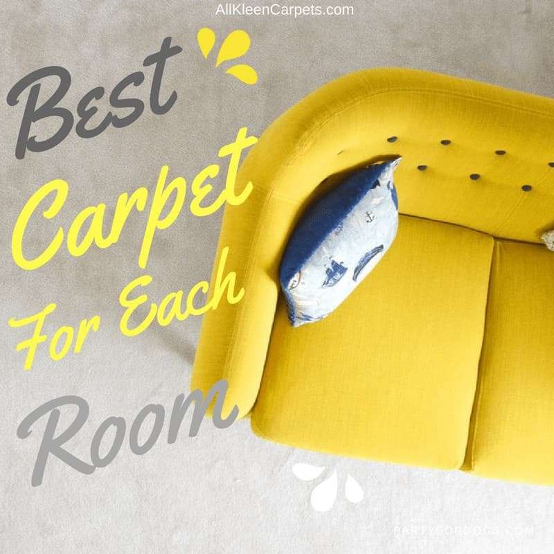 What's the Best Carpet for Each Room of the House?