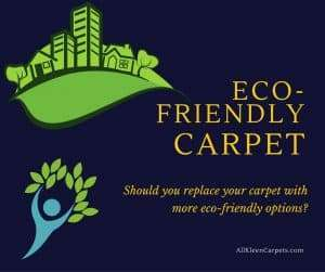 Should I Replace My Carpet with Eco-Friendly Carpet?