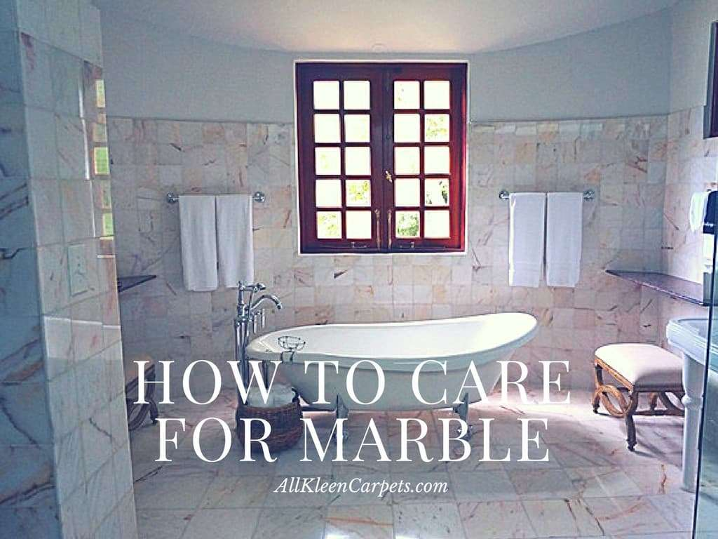 How to Care for Marble Seattle WA