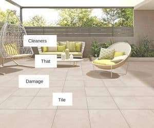 Cleaning Products That Actually Damage Tile
