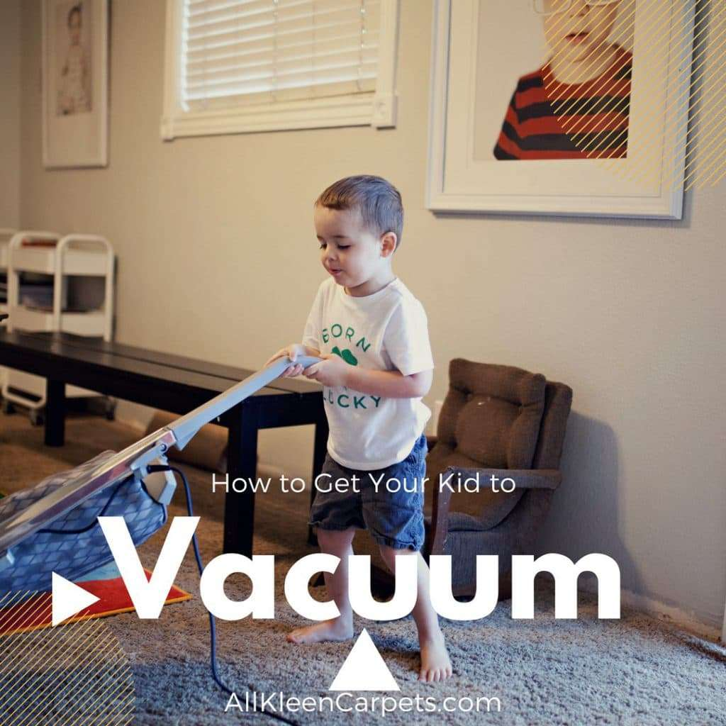 How Can I Get My Kids to Vacuum?