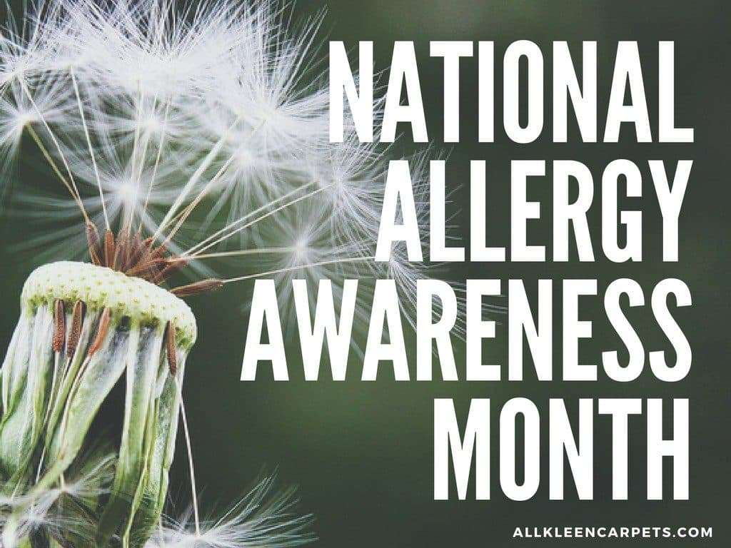 Hacks for National Allergy Awareness Month