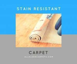How Does Stain Resistant Carpet Work?