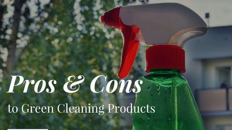 How is a Green Cleaning Solution Different?