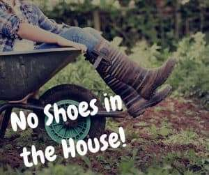 How Bad is Wearing Shoes in the House?