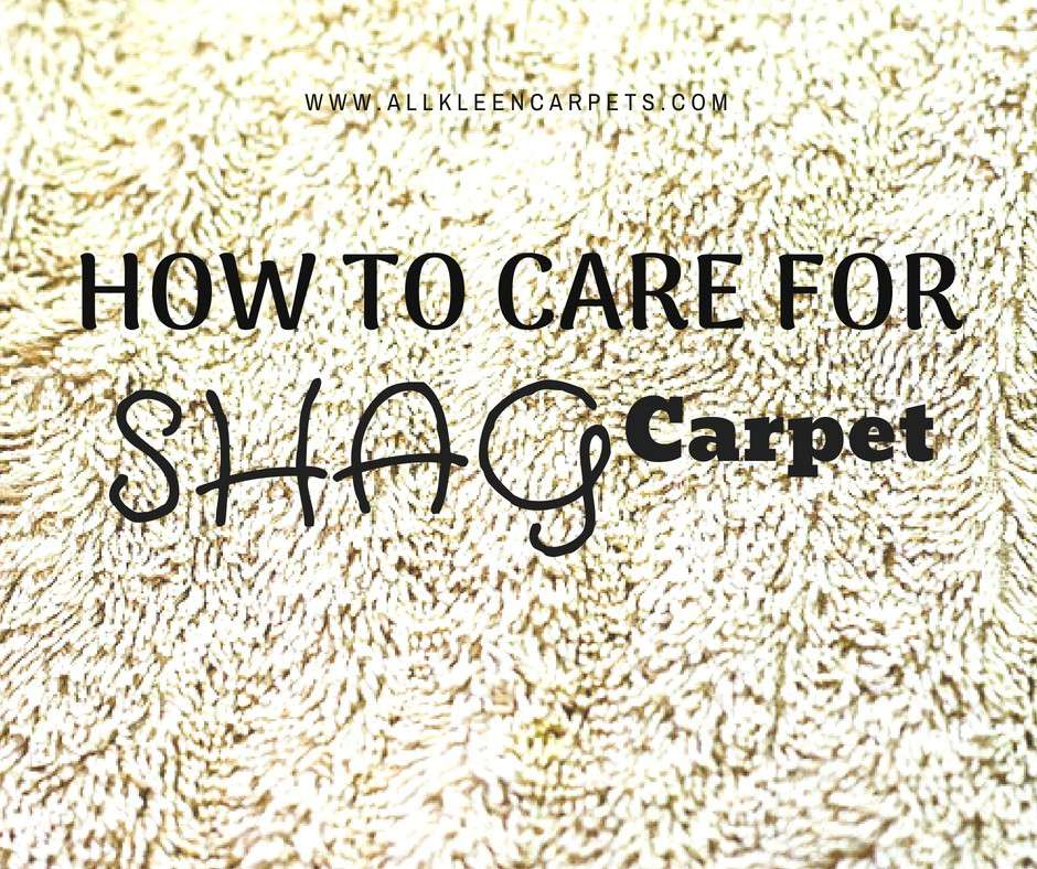 How to Care for Shaggy Carpet