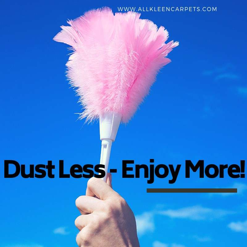 How Can I Dust Less and Still Have a Clean House?