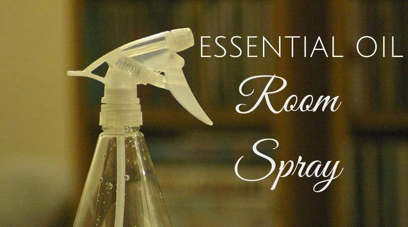How to Make a Room Spray from Essential Oil
