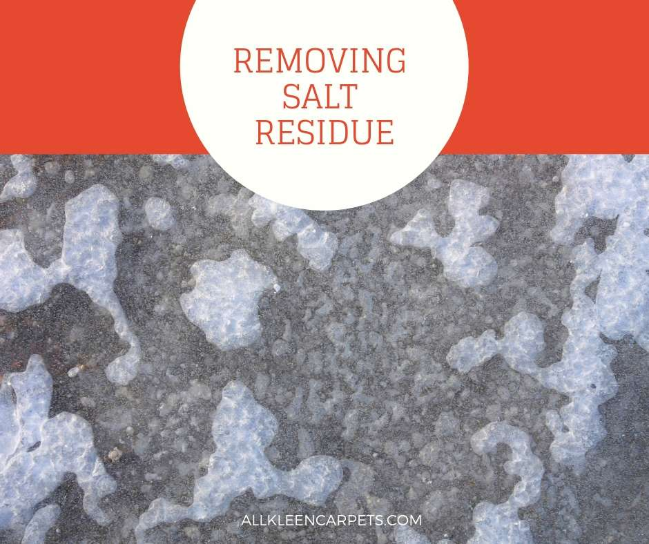 How to Remove Salt Residue from Floors