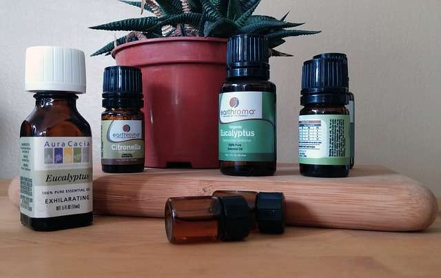 Hard Surface Essential Oil Cleaner Recipe for Floors