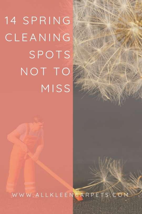 14 Spring Cleaning Tasks Not to Miss