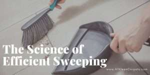 The Science of Efficient Sweeping