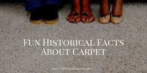 Fun Historical Facts About Carpet