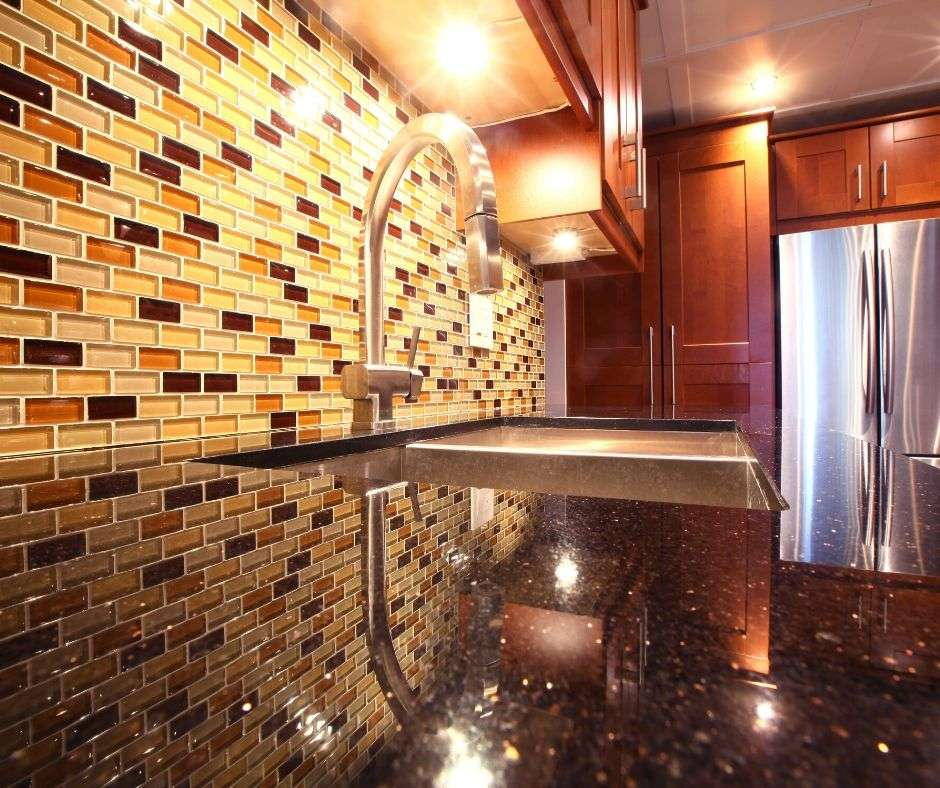 Best Way to Clean Kitchen Backsplash Tiles