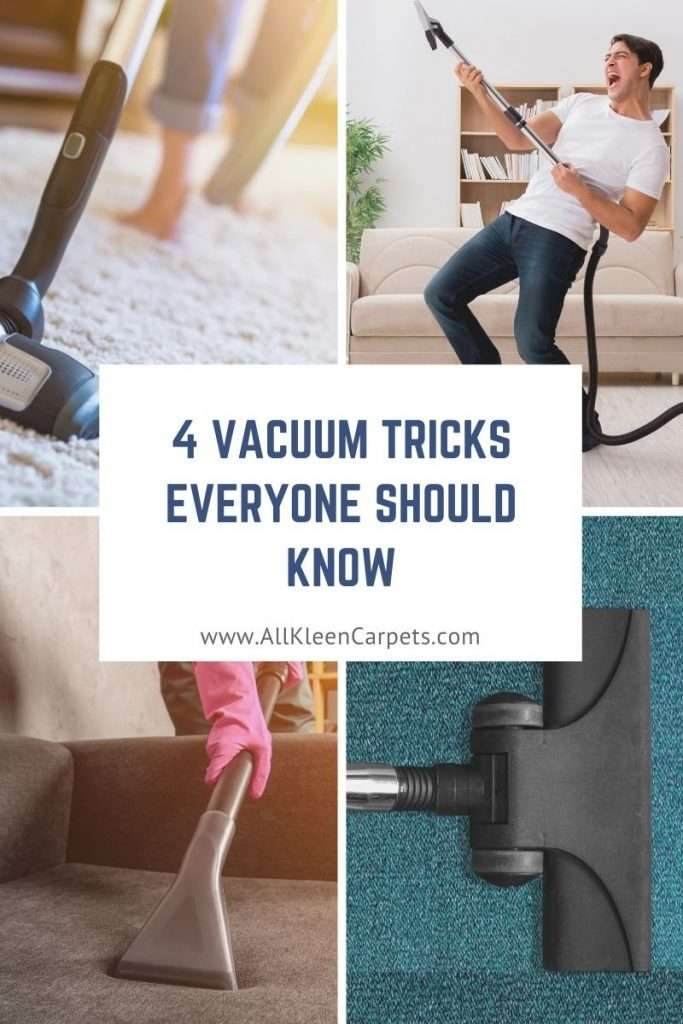 4 Vacuum Tricks Everyone Should Know
